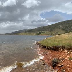 Boat ramp at Tantangara Dam.JPG