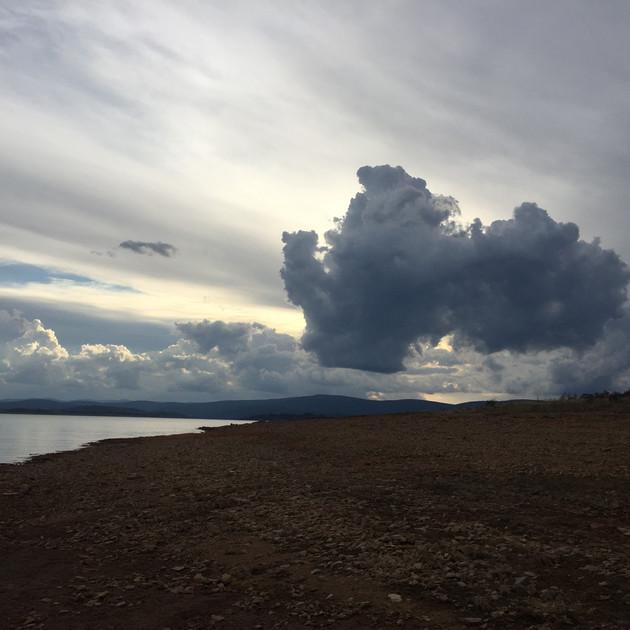 Storm cloud at Lake Eucumbene.JPG
