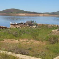 Lake Eucumbene Ruins - convent 6.JPG