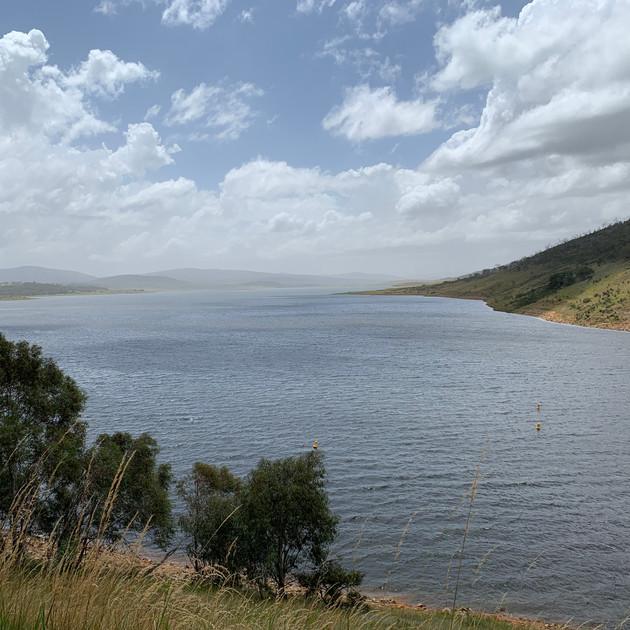 Tantangara Dam at 46% full.JPG