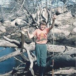 John Ramsay - Buckenderra - Lake Eucumbe