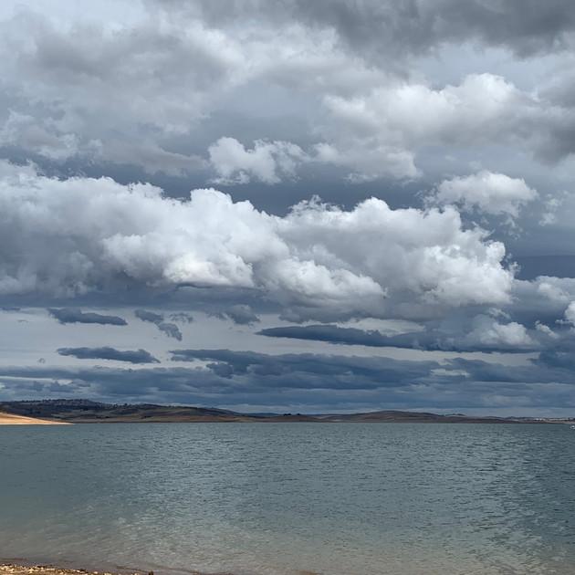 Cloud formation - Lake Eucumbene.JPG