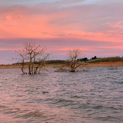 Sunets at Old Adaminaby (Lake Eucumbene)