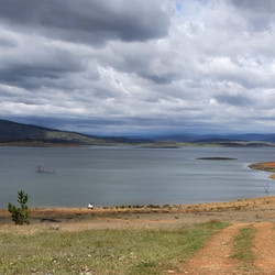 Lake Eucumbene - Lorraine.JPG