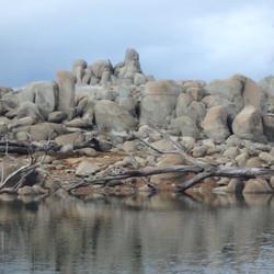 Andrew  Chaplin - near Coppermine - Lake