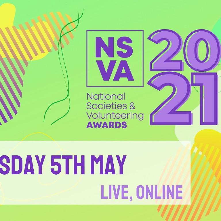 Online Event | The National Societies and Volunteering Awards 2021