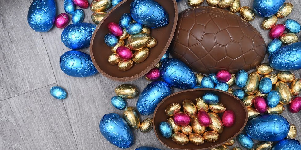 Easter 2021 | Cross-Campus (and Online) Easter Egg Hunt