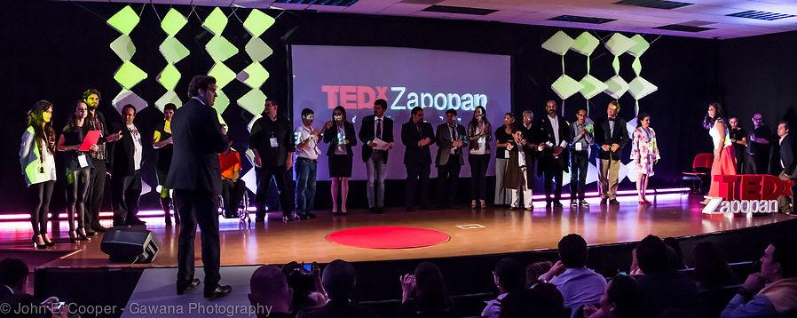 TEDxZapopan 2012 Nov 2012