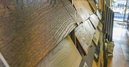 Bridge Flooring Display Wood Flooring