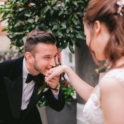 Bride Lucy & Luca