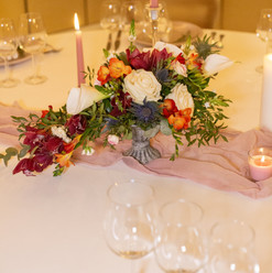 Styling at St James by Dkm Events