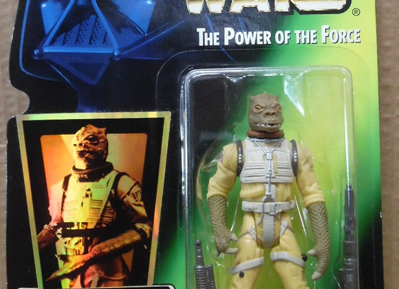 Star Wars The Power of The Force Bossk