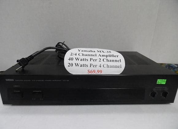 Yamaha MX-35 2/4 Channel Amplifier