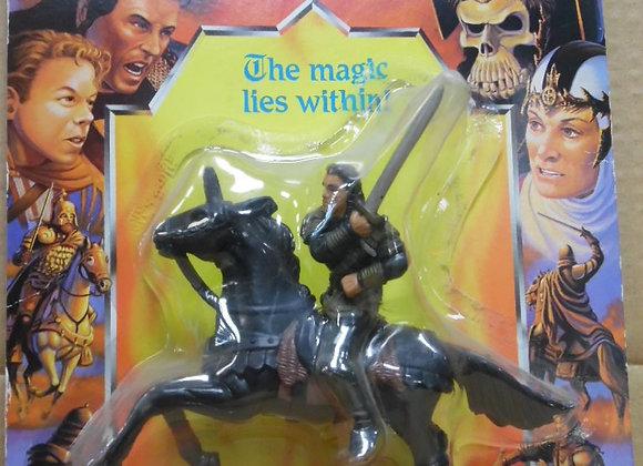 Willow Madmartigan& Horse Tonka 1988