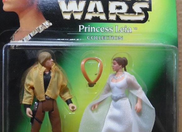 Star Wars Princess Leia Collection: Luke Skywalker and Leia