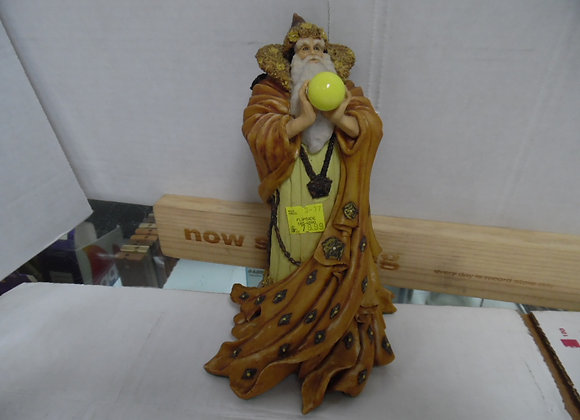 ENCHANTICA Wizard Statue 9 of 7500  made in 1988