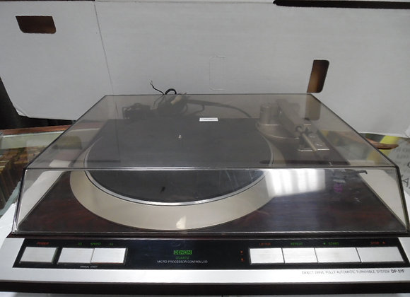 DENON Turntable. Model # DP-51F. Works Great.