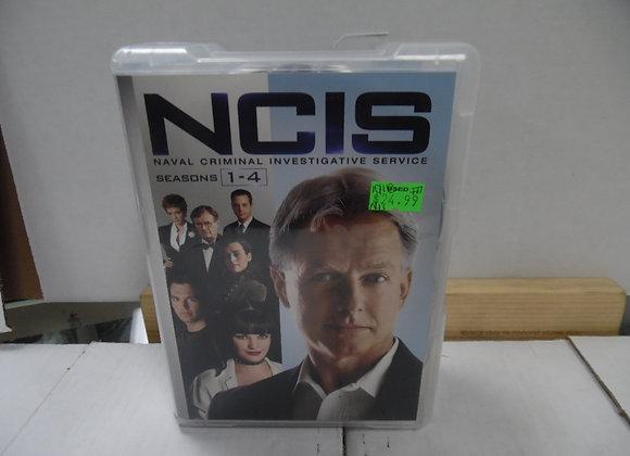 NCIS DVD SET Seasons 1-4.