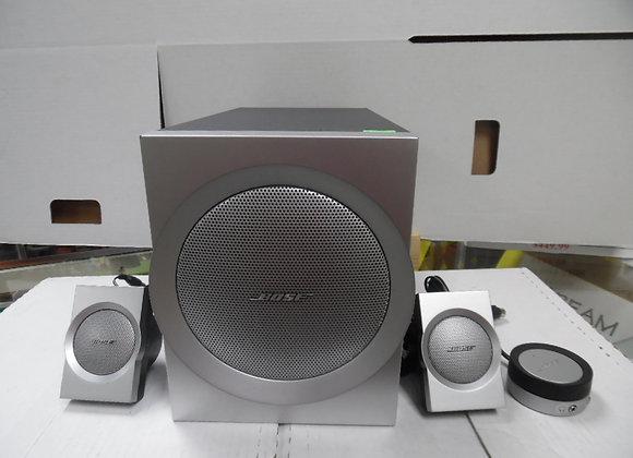 BOSE Companion 3 (series 1).Multimedia Speaker System.Subwoofer,2 Satellites