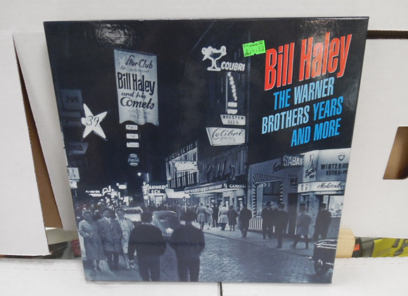 Bill Haley & His Comets - The Warner Brothers Years And More
