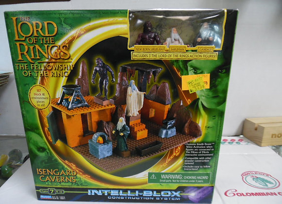 new in package. lord of the rings isengard caverns. Intelliblox