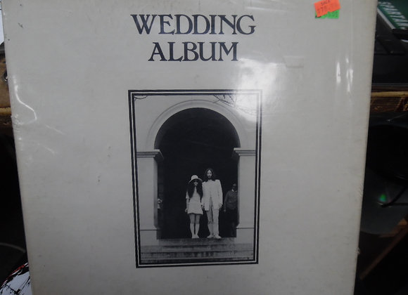 "John Lennon & Yoko Ono "" The Wedding Album"""