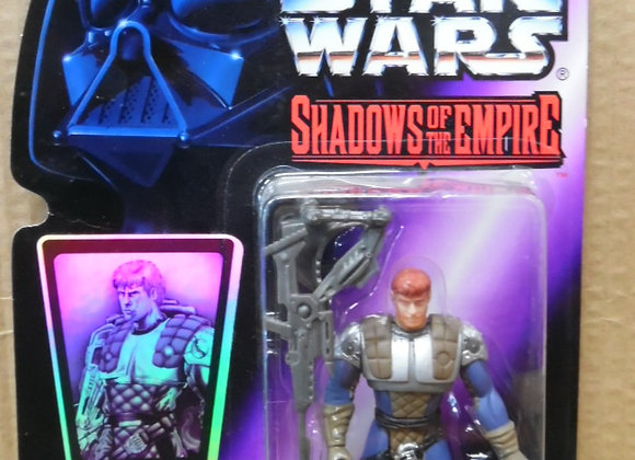 Star Wars Shadows of the Empire Dash Rendar