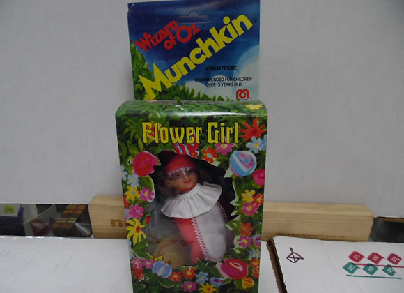 Wizard of Oz Flower Girl Munchkin