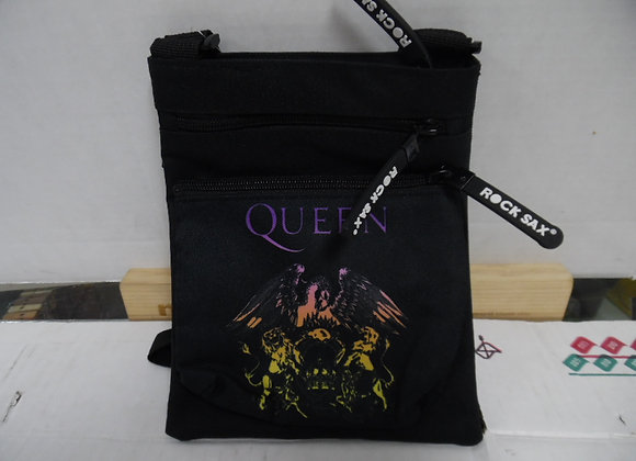 ROCK SAX Queen Small Over the Shoulder Bag