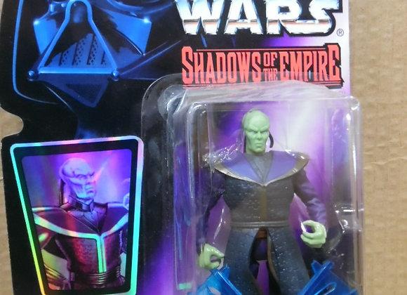 Star Wars Shadows of the Empire Prince Xizor