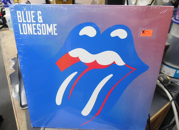 "ROLLING STONES ""Blue And Lonesome"" LP"