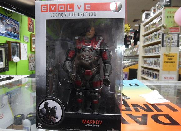 Evolve Legacy Collection Markov NIB Funko #4V1