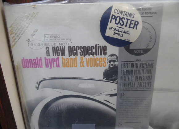 "Donald Byrd ""band & Voices"""