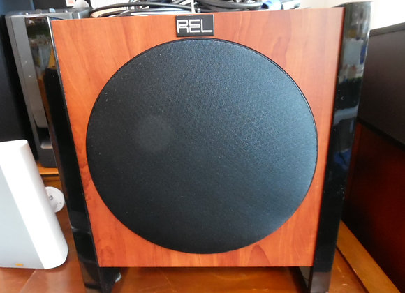 """REL T2 Subwoofer.8"""" Active Woofer And 10"""" Passive Radiator 200 Watts"""