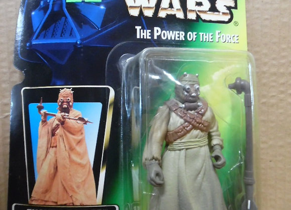 Star Wars The Power of The Force Tusken Raider