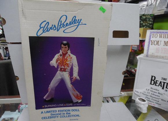 ELVIS PRESLEY Burning Love Limited Edition Doll
