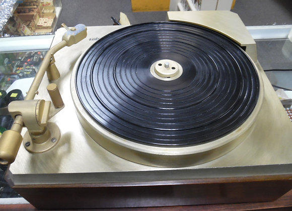 EMPIRE TURNTABLE SERVICED