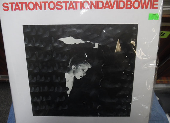 David Bowie Station to Station Used Boxset