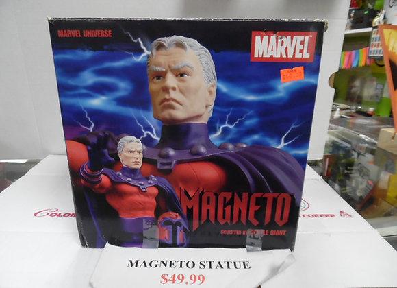 "Marvel Resin Bust Statue Gentle Giant's MAGNETO 7"""