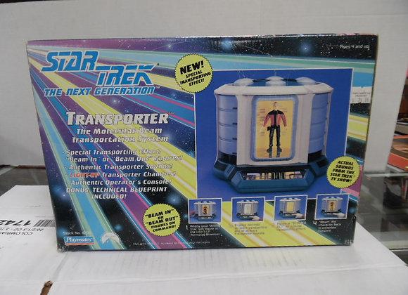 Star trek the next generation transporter. Playmates toys