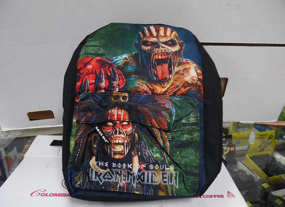 ROCK SAX Iron Maiden Backpack