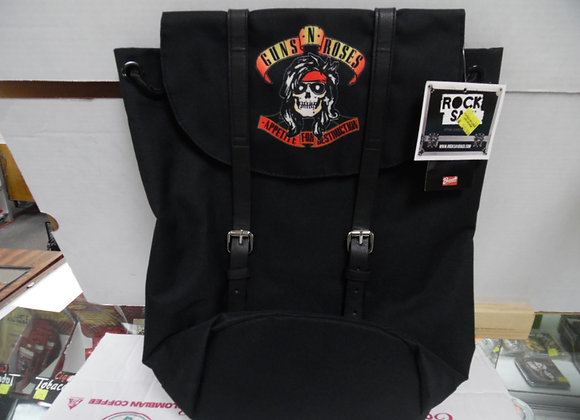ROCK SAX Guns And Roses Backpack