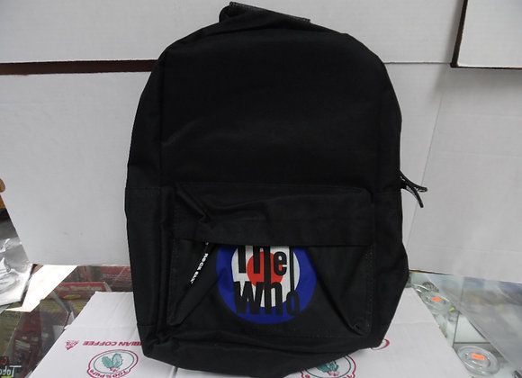 ROCK SAX The Who Backpack