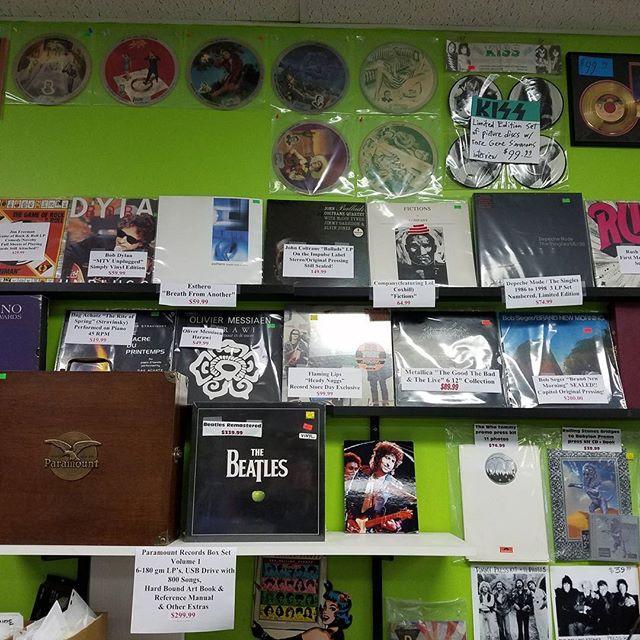 Rare vinyl_ Flipside has what you NEED!
