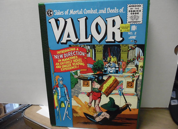 """EC COMICS""""Valor,M.D.,Impact"""""""