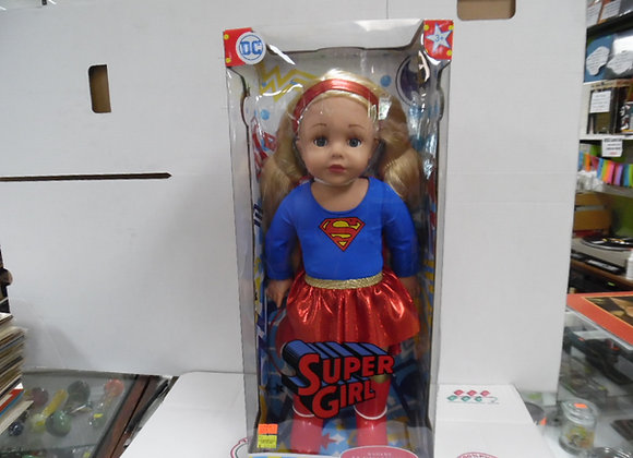 new in box.  super girl doll by madame alexander DC