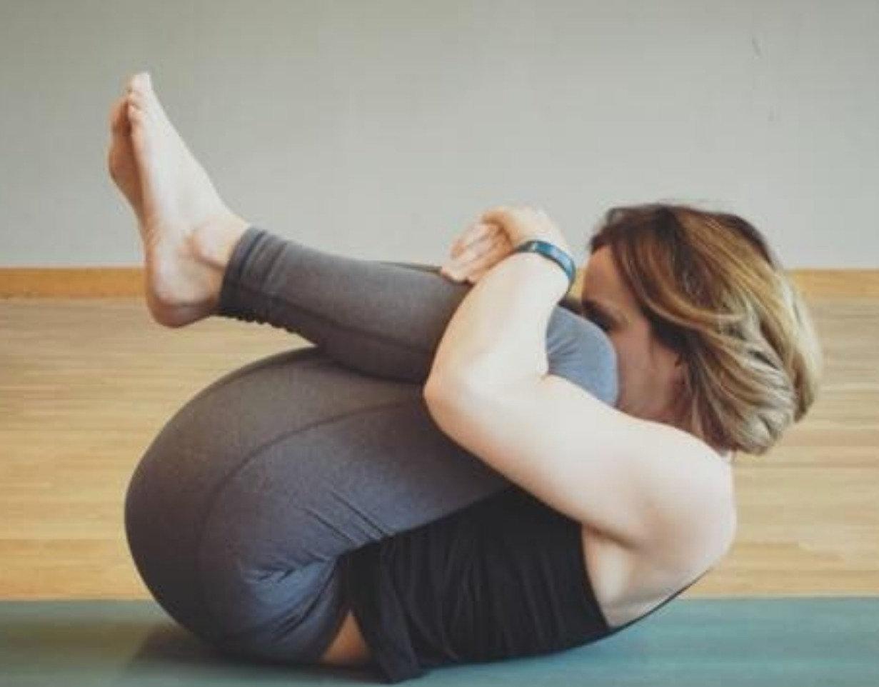 Rolig yoga + yin yoga
