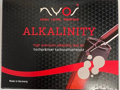 NYOS reefer alkalinity test kit 50 tests