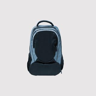 Black and Blue Backpack