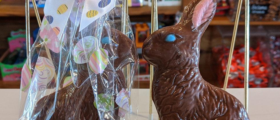 Medium Solid Chocolate Easter Bunny
